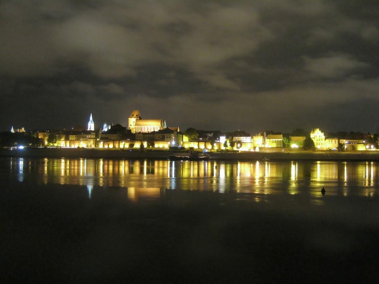 Jesienny weekend w Toruniu